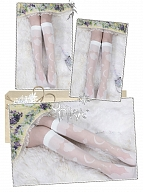 Cotton Cloud Summer Two-styles Stockings by Yidhra