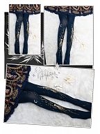 Moonlight Jellyfish Tights by Yidhra