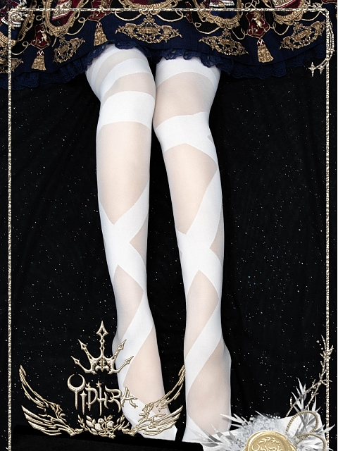 Reverberation Summer Tights by Yidhra
