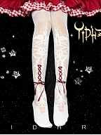 Thorn Forest Summer Tights by Yidhra