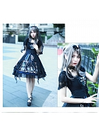 God Redemption Gothic Lolita Dress OP by YINGLUOFU
