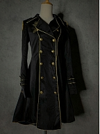 Oath of the Juage Coat Set by Your Highness