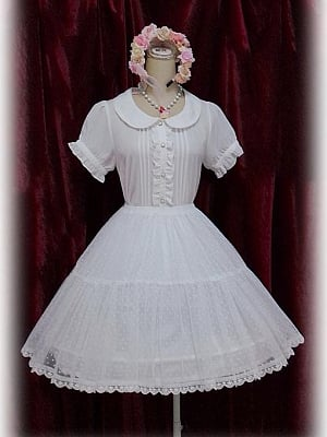 Miss Fishbone Version I Thin Fishbone Petticoat by Yotsuba's Home