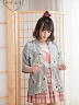 Crane and Spring Wa Haori and Bathrobe by Yotsuba's Home