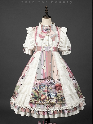 Sweet Alice Lolita Dress OP by YUPBRO Lolita