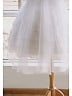 Preorder Organza Decorative Back Voile-The Still Sea Beneath Crescrent