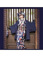 Linqin Girls Japanese Style Knitted Haori by ZJ STORY