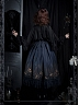 Pre-order Dragon Remain Corset Waist Long SK by ZJstory
