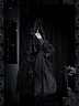 Pre-order Dragon Remain Contrasting-Color Trim Overdress by ZJstory