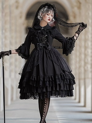 Rozen Maiden Hanayome Lolita Dress JSK by ZhiJinYuan