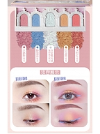 Unicorn 5 Colors Eyeshadow Palette by Flower Knows