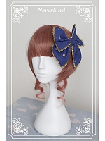 Souffle Song Glittering Little Stars and Hearts Collection Matching Hairpin / Hairclip