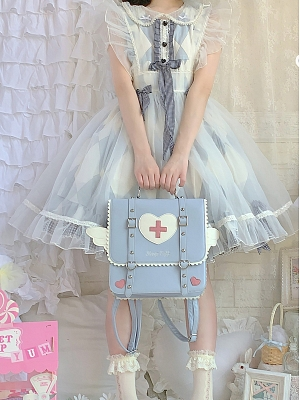 Sweetheart Hospital JK Uniform Bag by Sheep Puff