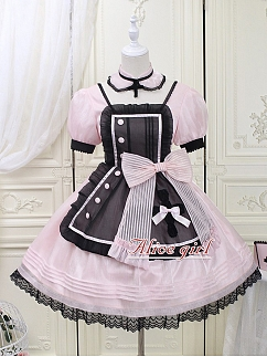 Sweetheart Rescue Sweet Lolita Dress OP by Alice Girl