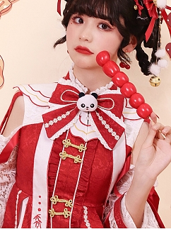 Panda Qi Lolita Bowknot by Alice Girl