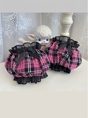 Hot Girl Lolita Idol Dress Matching Armbands by Alice Girl