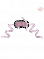 Poodle Series Lolita Dress Matching Blindfold by Angels Heart