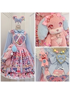 Hot Girl Broome Lolita Bag / Doll by Angela PoPo