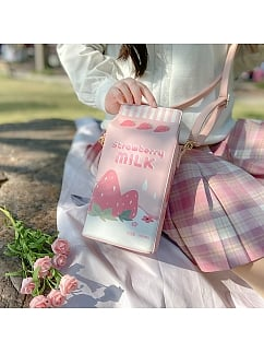 Milk Box Lolita Crossbody Bag Itabag