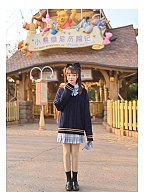 Disney Authorized Winnie V-neckline Sweater by Mori Tribe