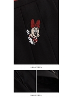 Disney Authorized Mickey Mouse JK Uniform Suit Top / Skirt by Mori Tribe
