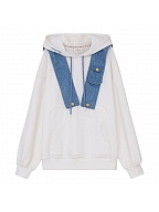 Disney Authorized Mickey Mouse Detachable Cape Hoodie by Mori Tribe