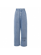 Disney Authorized Mickey Mouse Wide Leg Pants by Mori Tribe