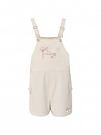 Disney Authorized Marie Kitten Overall Shorts by Mori Tribe