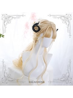 Lust Long Curly Synthetic Lolita Wig by Dalao Home