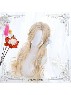 Besty Long Curly Synthetic Lolita Wig by Dalao Home