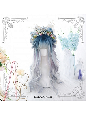 Long Curly / Long Straight Synthetic Lolita Wig by Dalao Home