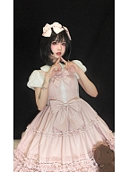 Berlin Girls Sweet Lolita Dress JSK by Cocoa Butter Lolita