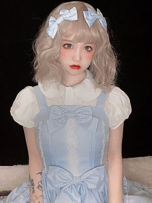 Berlin Girls Sweet Lolita Dress Matching KC / Choker / Hairclip by Cocoa Butter Lolita