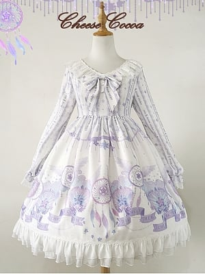 Dream Catcher Lolita Dress OP by Cheese Cocoa