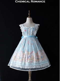 Postman Lamb Sweet Lolita Dress JSK by Chemical Romance