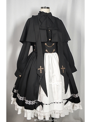 Saint College Collection Cape and Skirt by Castle Too