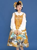 Penglai Travel Notes Lolita Dress JSK by Crucis Universal Tailor Company