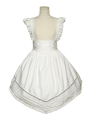 Double Natured Alice Lolita Overdress by Crucis Universal Tailor Company