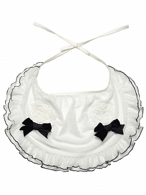 Double Natured Alice Lolita Apron by Crucis Universal Tailor Company