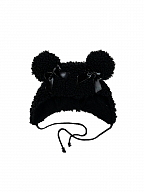 Bad Teddy Ears Plush Hat by Diamond Honey