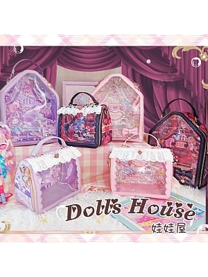 Cute Dolls House bag by Dolls Party
