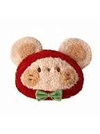 Sweet Strawberry Mouse Lolita Plush Crossbody Bag by DRDR