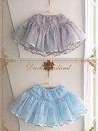 Ballet in The Mirror Lolita Dress Matching Petticoat by Dark Star Island