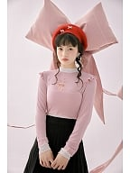 Fake Two-piece Long Sleeves T-shirt by Day to Day