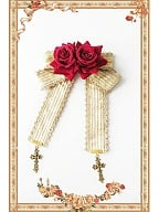 Snow White Accessories Brooch by Infanta