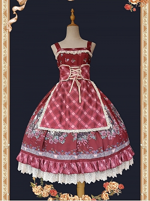 Little Red Riding Hood Lolita Dress JSK by Infanta