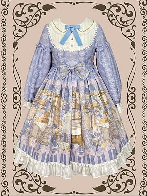 Fairy's Tailor Room Lolita Dress OP by Jellyfish Lolita