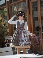Letter from an Old Friend Sweet Lolita Dress JSK by KouKoKu