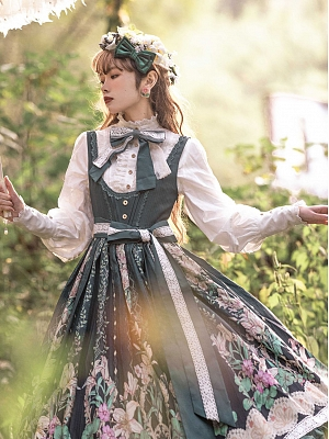 The Wizard of Oz Lolita Dress JSK / Shirt by Lefluor