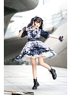 Just Singing Idol Lolita Dress Matching KC / Hairclip / Girdle / Hairrope by Lefluor